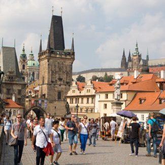 Camping Oase Praha - excursies
